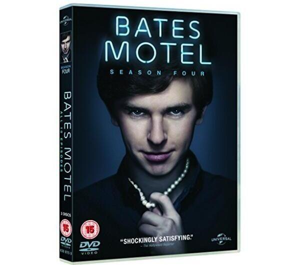 Bates Motel:Season 4-UK Region