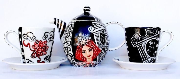 """Set+ceai+-+Tea+for+Two:+""""A+Little+Fairytale."""""""