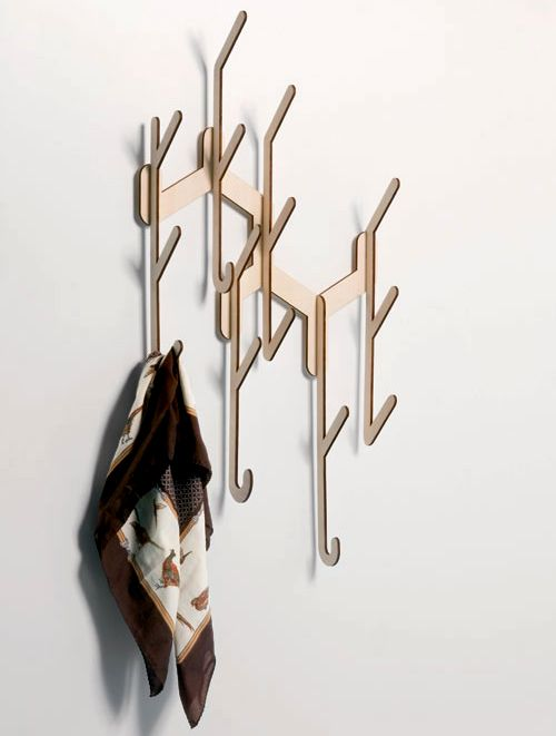 coat rack hook from 1, 2, 3 furniture collection   THE STYLE FILES