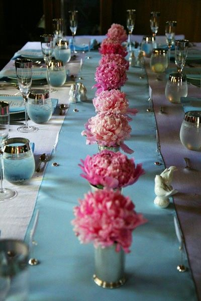 17 Best Images About Peonies Wedding Centerpieces On