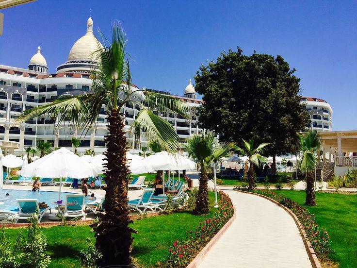Diamond Premium Hotel & Spa şu şehirde: Manavgat, Antalya