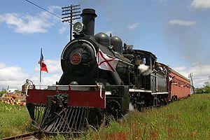 Tren El Valdiviano