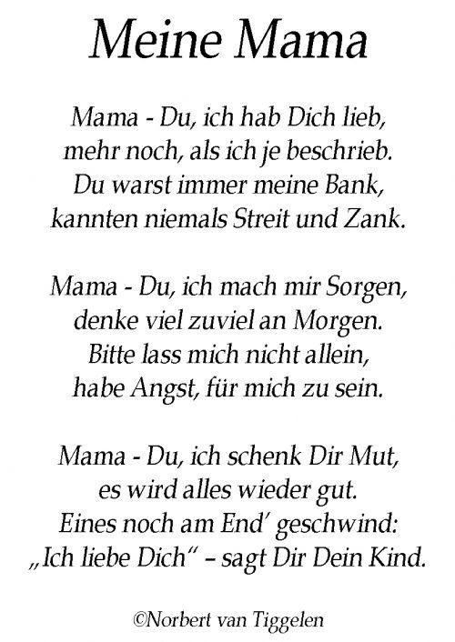 Gedichte Mitten Aus Dem Leben Von Norbert Van Tiggelen Gedichte