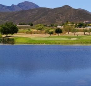 The Worcester Golf Club is situated at the start of the Western Cape's Klein Karoo, approximately 50 minutes from Cape Town en route to Oudtshoorn and the Garden Route. The course was designed by Peter Matkovich, at that time in partnership with Gary Player.  The championship course is situated in the foothills of the Brandwacht Mountains with a panoramic view of Worcester and the Breede River Valley. #worcester #golf #garyplayer #breederiver