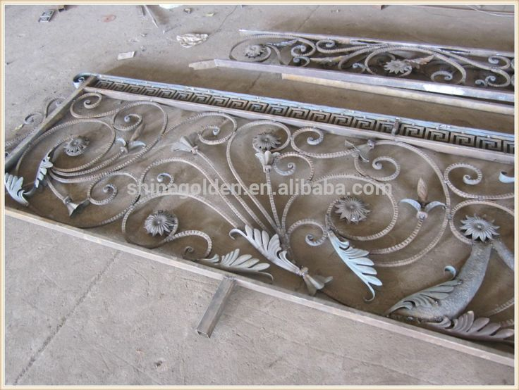 Iron balcony fence railing, View balcony fence cover, SHINEGOLDEN Product Details from Shinegolden Steel Craft Co., Ltd. on Alibaba.com