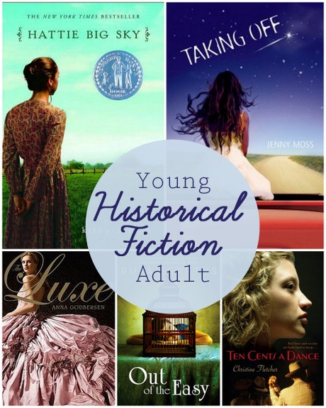 Young Adult Historical Fiction - 5 Novels to Try