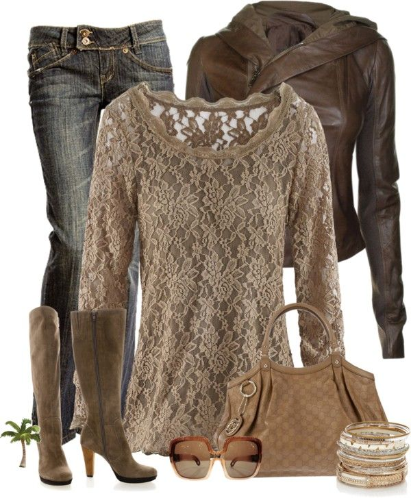 """Browns"" by cindycook10 ❤ liked on Polyvore"