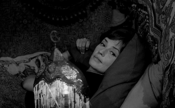 Jeanne Moreau in Le feu follet (1963)
