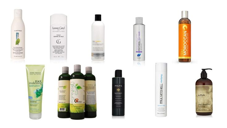 If you've tried tons of shampoos for oily hair, but they don't seem to do the trick, we've found the…