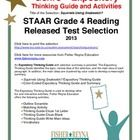 This classroom tested product includes the complete analysis for the STAAR released test selection: Squirrels Using Snakeskin. It is released as a ...