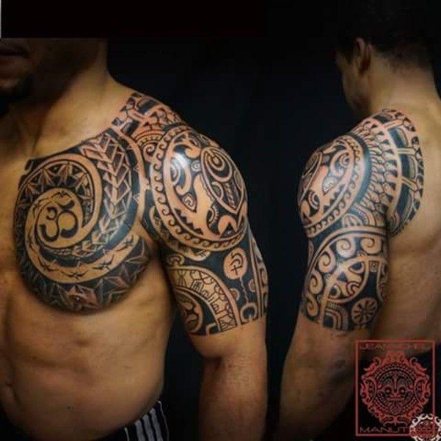 die besten 25 tattoo polynesisch ideen auf pinterest. Black Bedroom Furniture Sets. Home Design Ideas