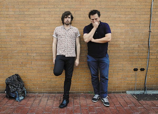 Scharpling and Wurster revive 'Rock, Rot & Rule' for the Reader