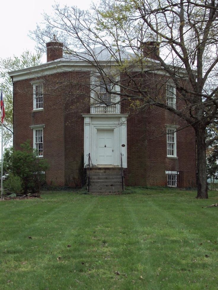 Haunted Octagon Hall (Frankfort, KY)