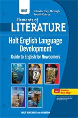 Holt Elements of Literature