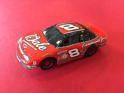 NICE VINTAGE NASCAR SLOT CARS  SHARP # 8 DALE EARNHARDT JR TYCO SLOT CAR