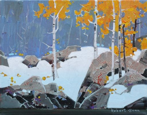 October LOTW I by Robert Genn