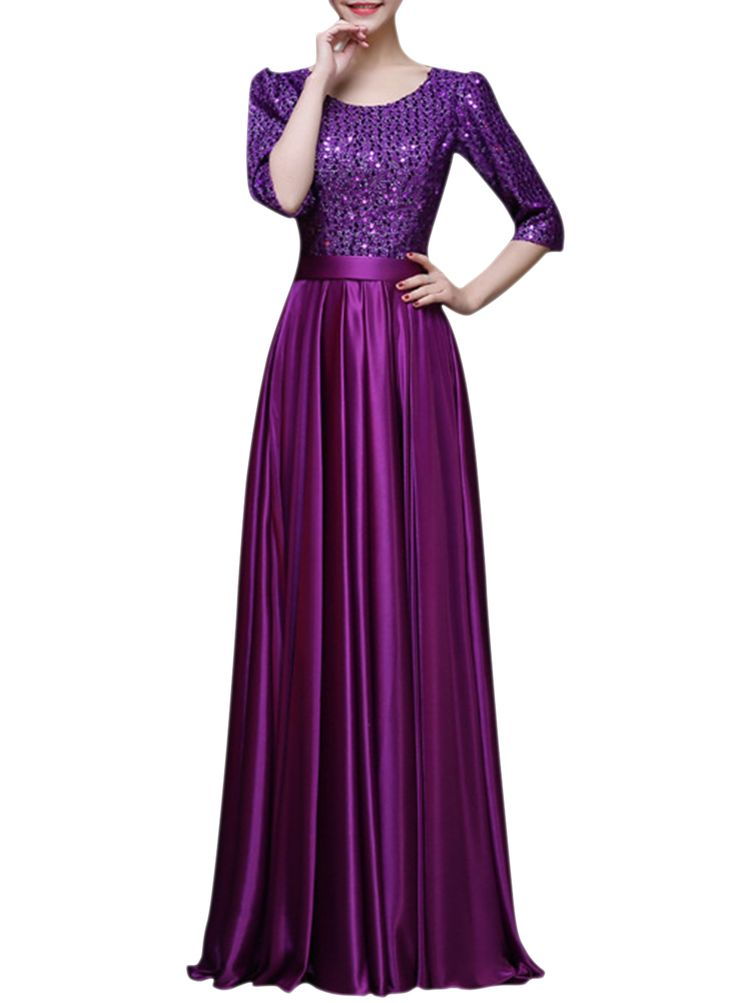 79 best Long Prom Dresses images on Pinterest | Long fitted prom ...