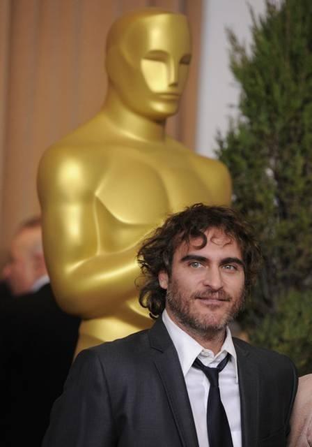 85th Academy Awards Nominees Luncheon Joaquin Phoenix