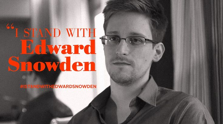 "Hundreds Rally to Declare ""I Stand with Snowden"" Mass demonstration in New York City seeks to elevate 4th Amendment cause of NSA whistleblower"