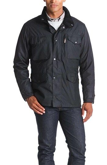 Free shipping and returns on Barbour 'Sapper' Weatherproof Waxed Relaxed Fit Jacket at Nordstrom.com. Four peaked snap-button pockets further the military-inspired styling of a weatherproof, waxed-cotton jacket with a 70 gram lining for warmth.