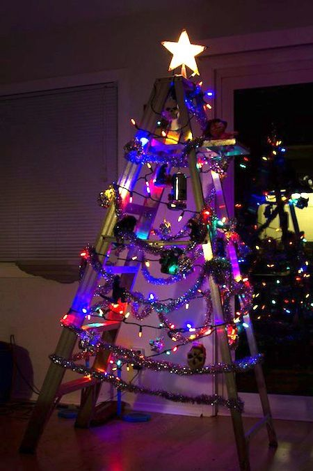 6 Crazy Christmas Tree Themes
