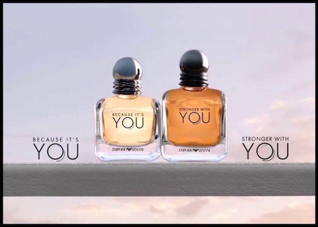 Eau Femme Parfum Stronger With Because You De It's qzLMVGpSU