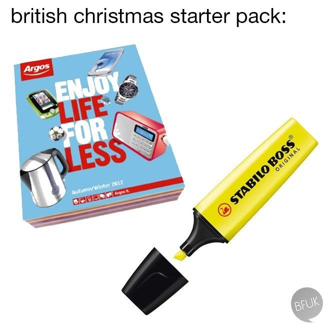 This Is The Stuff That Makes Britain What It Is 21 Undeniable Signs That Christmas Has Arrived