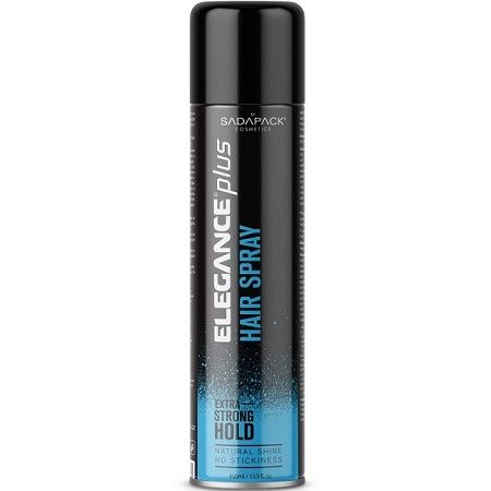 Elegance Plus Hair Spray - Extra Strong Hold 13.5 oz $9.95   Visit www.BarberSalon.com One stop shopping for Professional Barber Supplies, Salon Supplies, Hair & Wigs, Professional Product. GUARANTEE LOW PRICES!!! #barbersupply #barbersupplies #salonsupply #salonsupplies #beautysupply #beautysupplies #barber #salon #hair #wig #deals #sales #ElegancePlus #HairSpray #ExtraStrongHold