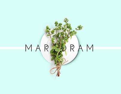 Marjoram - Branding