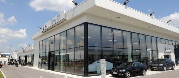 Rooftop adiabatique - Concession automobile Chenove (21) | GRDF Cegibat