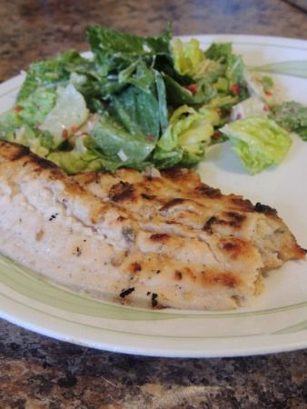 Grilled Catfish with a Lemon Garlic Marinade | Tasty Kitchen: A Happy Recipe Community!