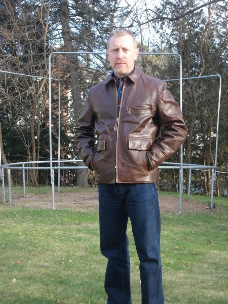 Retro Motorcycle Jacket