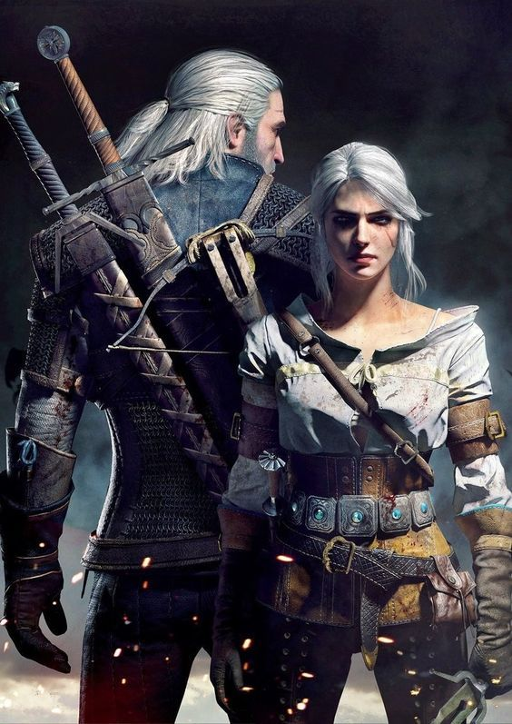 The Witcher 3 Wild Hunt wallPaper #thewitcher #game #art – The Witcher 3