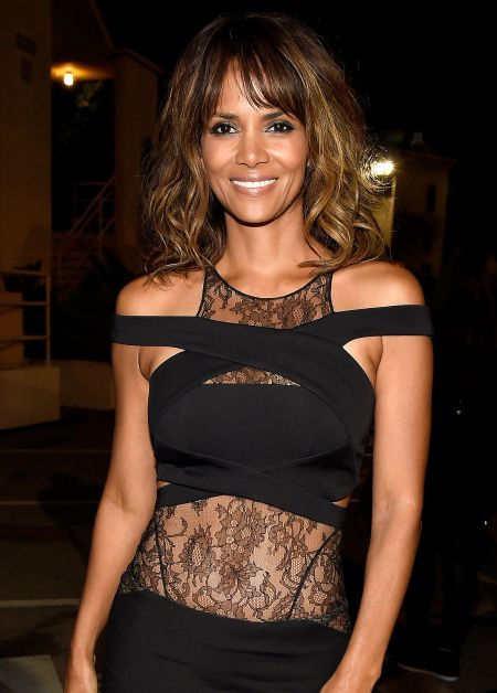 Halle Berry Launches a Lingerie Line to Celebrate 50