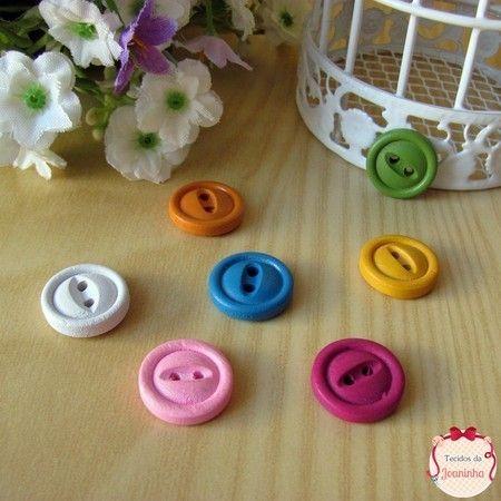 KIT 07 botões {BOT11}