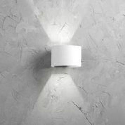 Illusion LOOP vägg vit