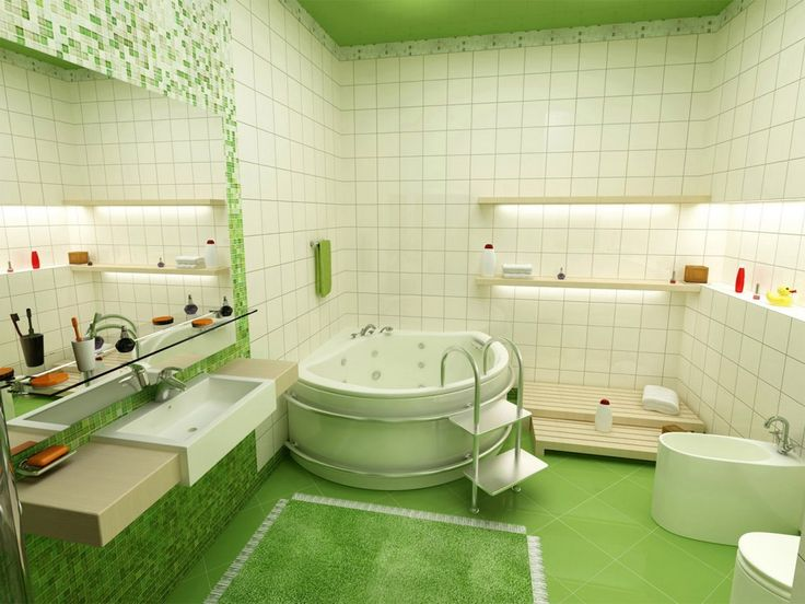Bathroom Ideas Green And White 84 best green bathrooms images on pinterest   bathroom ideas