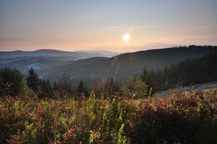 Beskidy Poland