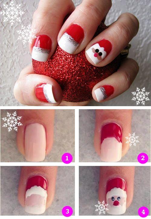 DIY: 5x mooie nagels voor kerst