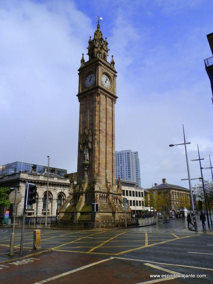Locais a visitar em Belfast, Irlanda do Norte