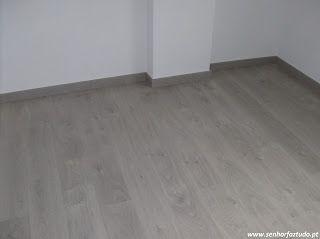 SENHOR FAZ TUDO - Faz tudo pelo seu lar !®: Colocação de pavimento flutuante e pinturas na Arr...