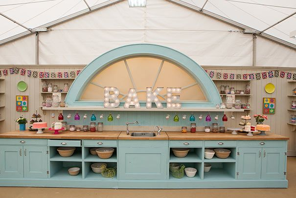 The Great British Bake Off - BBC One - Love Productions