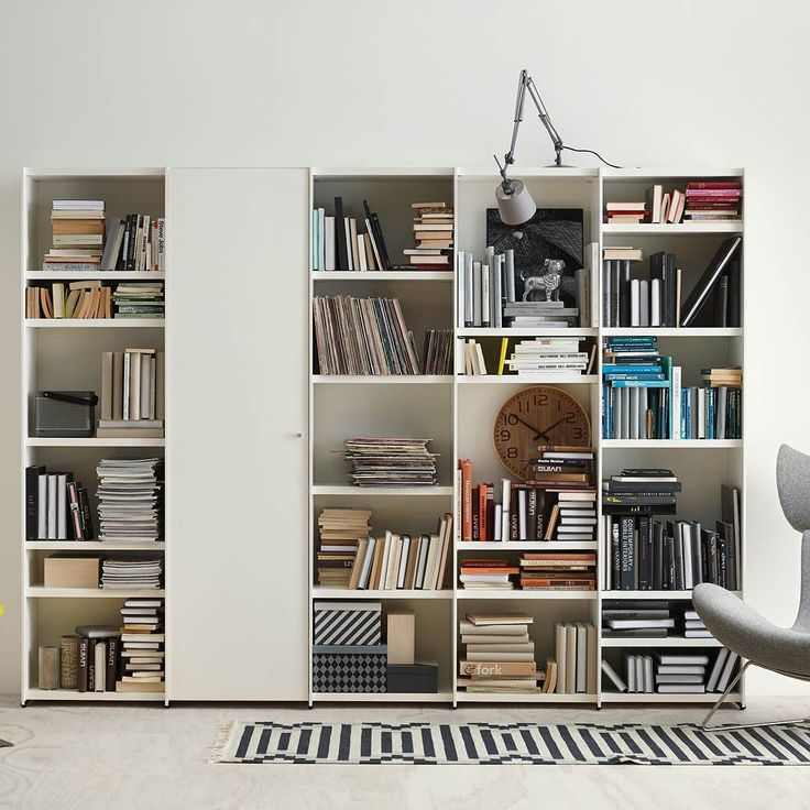 We have tons of options for shelving
