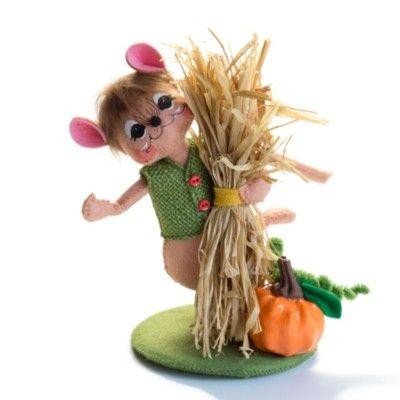 "Harvest Mouse - 6"""