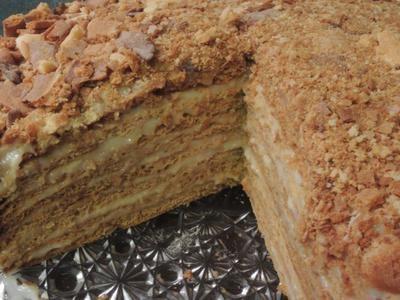 Rezept: Honigkuchen                                                                                                                                                                                 Mehr