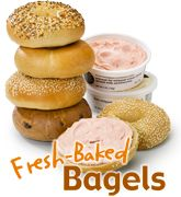 What's the Deal?: Bagels And Coffee Deal!!