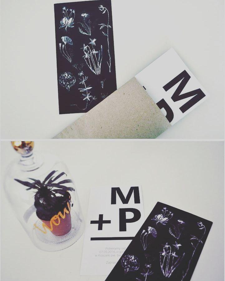 M+P! :) #zaproszenie #invitations #weddingday #weddings #flower #nature #blackandwhite #illustration #graphic #kipimleko 🌿