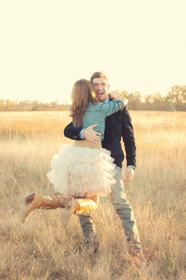 Such a cute #wedding proposal! From http://stylemepretty.com/texas ...