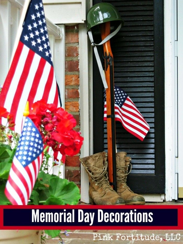 25+ unique Memorial day decorations ideas on Pinterest