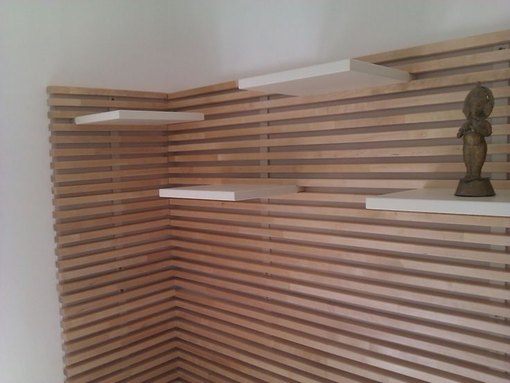 Best 25+ Wood slat wall ideas on Pinterest | Wood slats, Slat wall and Wood  slat ceiling
